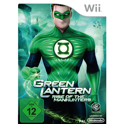 Green Lantern: Rise of Manhunters, Wii