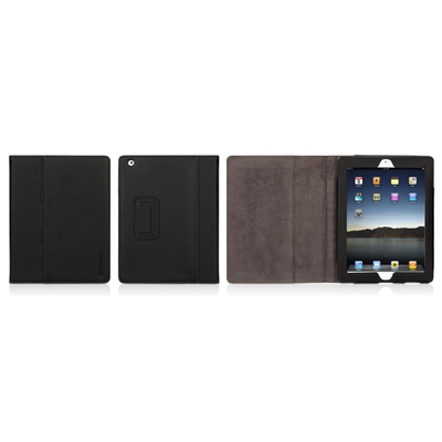 Griffin Elan Folio, iPad 2, black PU