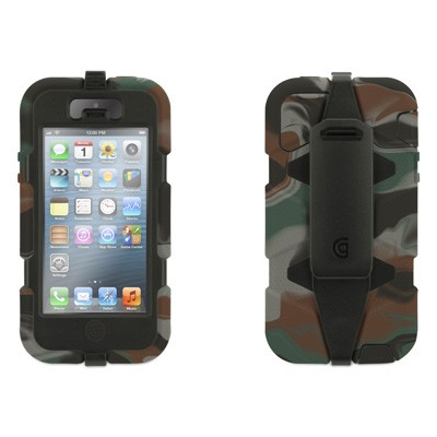Griffin Survivor Belt Clip iPhone 5 (GB35789)