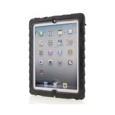 Gumdrop Cases Drop Tech (DS-IPAD2-BLK-BLK-V2)