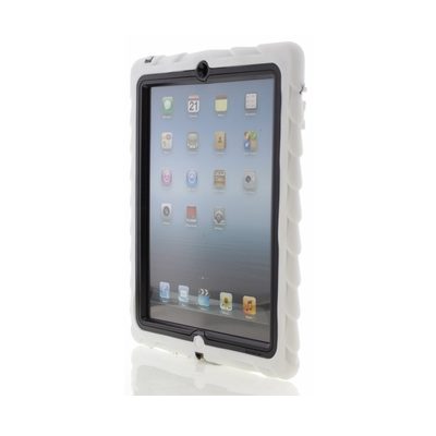 Gumdrop Cases Drop Tech (DS-IPAD3-WHI-BLK)