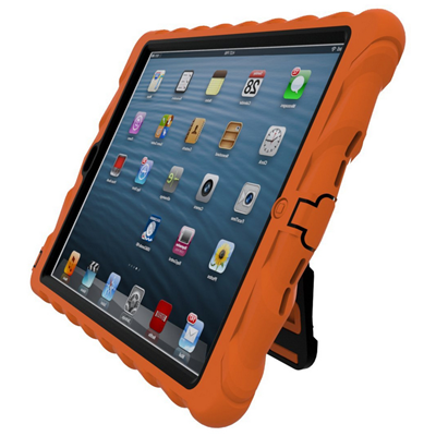 Gumdrop Cases GS-IPAD5-ORN-BLK