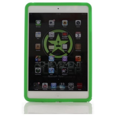 Hard Candy Cases NEON-IPADMINI-GRN