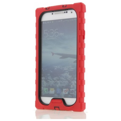 Hard Candy Cases SD-SAMS4-RED-BLK