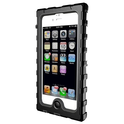 Hard Candy Cases SD5-BLK-GRY