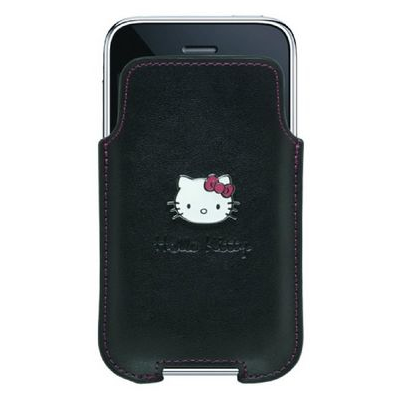 Hello Kitty HKPOUCHBLACK2
