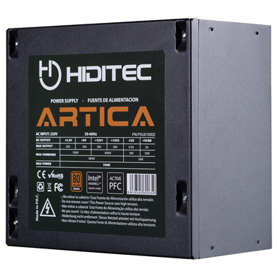 Hiditec Artica 700W 80Plus Bronze