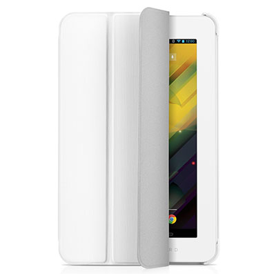 HP 7 Plus White Tablet Case