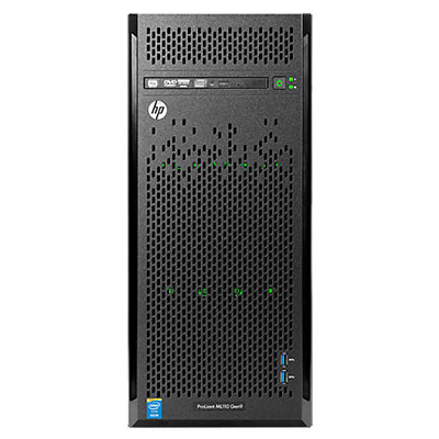HP ProLiant ML110 Gen9 E5-2603v3 4GB-R B140i 4LFF NHP 350W PS Entry (777160-421)