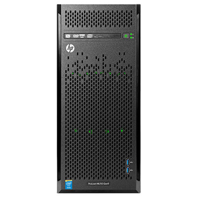 HP ProLiant ML110 Gen9 E5-2620v3 8GB-R B140i 4LFF 1x1TB 350W PS Server/TV (794996-425)