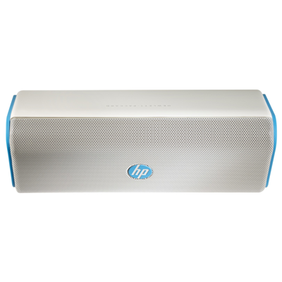 HP Roar Plus Blue Wireless Speaker (G0H97AA#ABB)
