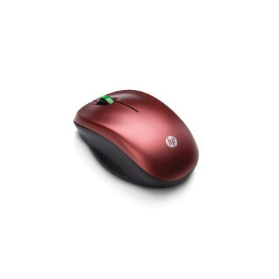 HP Wireless Optical Mouse rot (WE788AA)