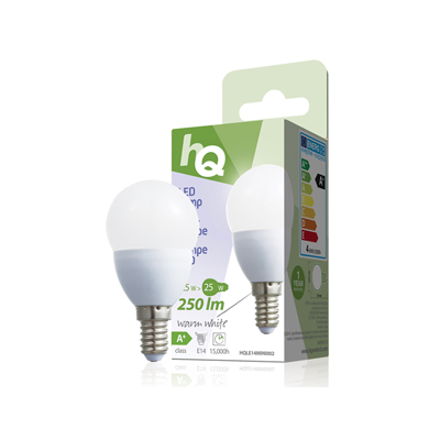 HQ HQLE14MINI002 energy-saving lamp