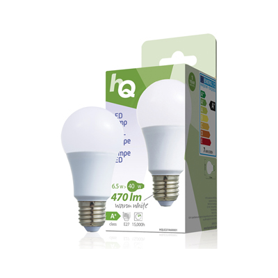 HQ HQLE27A60001 energy-saving lamp