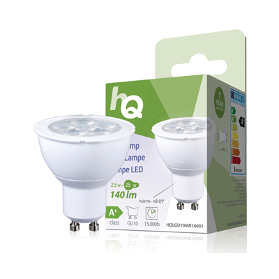 HQ HQLGU10MR16001 energy-saving lamp