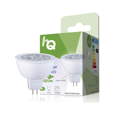 HQ HQLGU53MR16001 energy-saving lamp