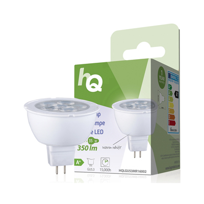 HQ HQLGU53MR16002 energy-saving lamp
