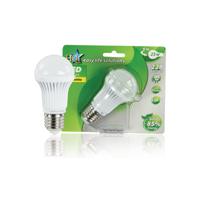HQ L-E27-03 energy-saving lamp
