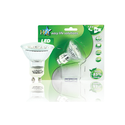HQ L-GU10-03 energy-saving lamp