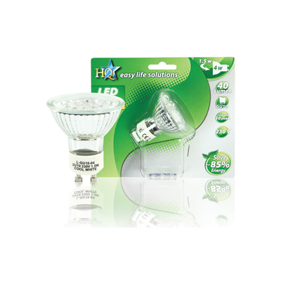 HQ L-GU10-04 energy-saving lamp