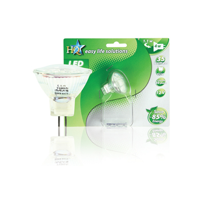 HQ L-GU4-01 energy-saving lamp