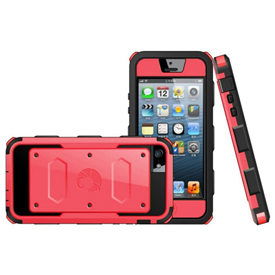 i-Blason Armorbox (IPHONE5C-ARMORBOX-RED)