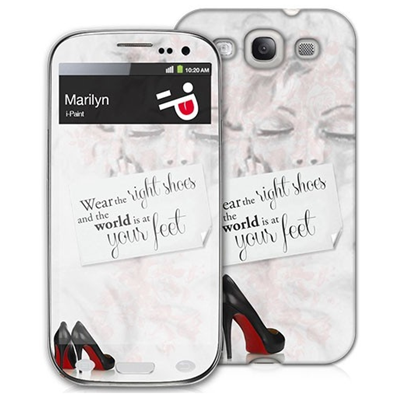 i-Paint Marilyn Case+Skin
