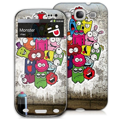 i-Paint Monster Case+Skin