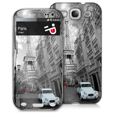 i-Paint Paris Case+Skin (10-05-11)
