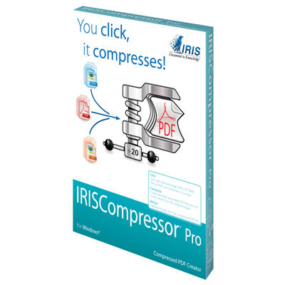 I.R.I.S. IRISCompressor PRO Windows (457481)