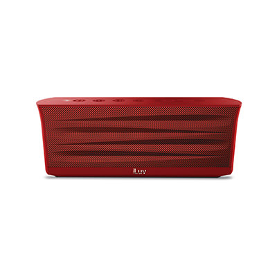 iLuv ISP233 (ISP233RED)