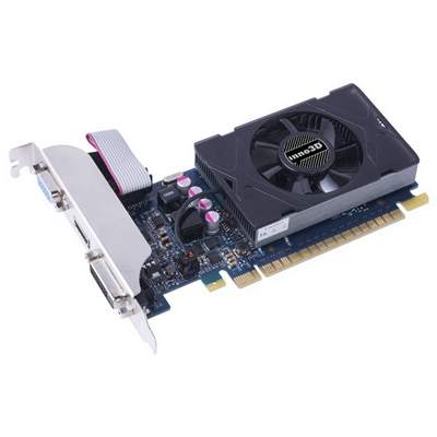 Inno3D GeForce GT 730 2GB NVIDIA GeForce GT 730 2GB (N730-3SDV-E5BX)