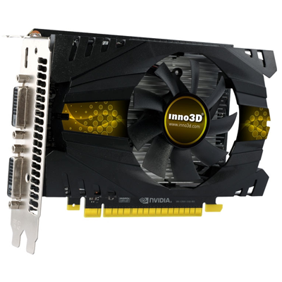 Inno3D GeForce GT 740 2GB NVIDIA GeForce GT 740 2GB (N740-1SDV-E5CWX)