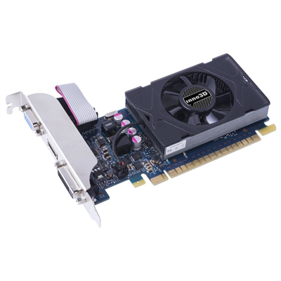 Inno3D GeForce GT 740 2GB NVIDIA GeForce GT 740 2GB (N740-3SDV-E3CX)