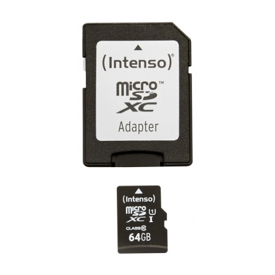 Intenso 64GB microSDXC (3423490)