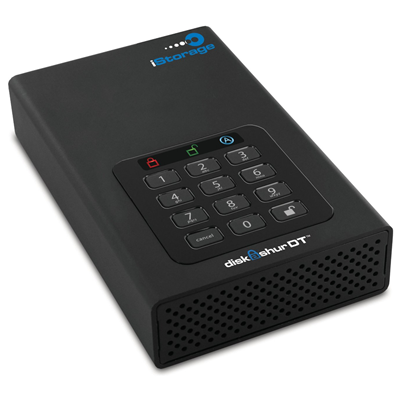 iStorage diskAshur DT USB 3.0 256-bit 4TB (IS-DA-256-4000)