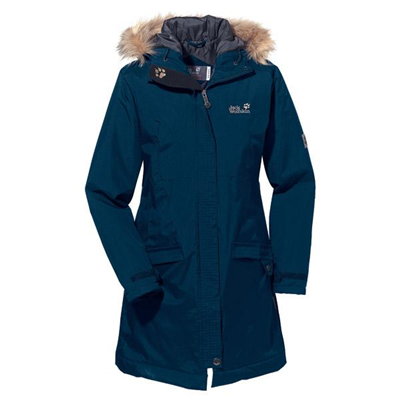 Jack Wolfskin Halifax Coat Women