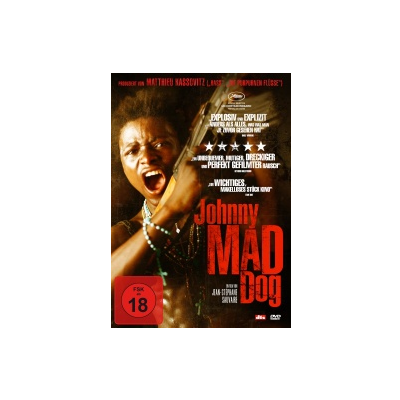 Johnny Mad Dog (DVD)