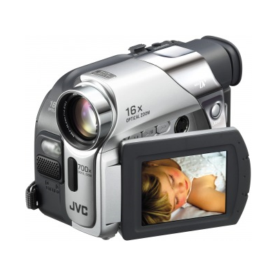 JVC Digital Video Camera GR-D225
