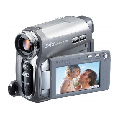 JVC GR-D740 High-Band digitale videocamera