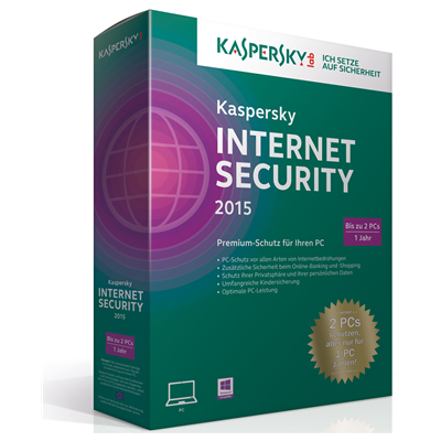 Kaspersky Lab Internet Security 2015, Limited Edition (KL1861GBBFS-LTD)
