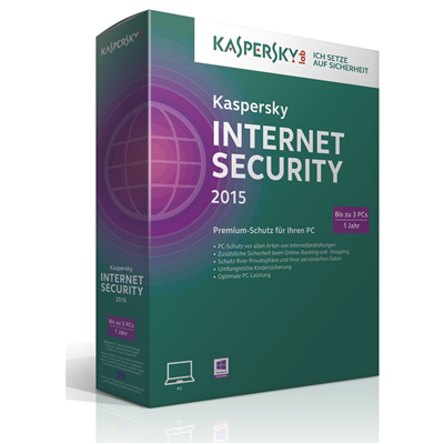 Kaspersky Lab Internet Security 2015, UPG (KL1861GCCFU)