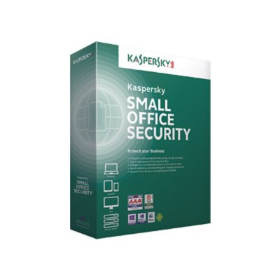 Kaspersky Lab Small Office Security 4.0, 1Y, 5 PC + 1 Svr + 5 mobile, Base, IT