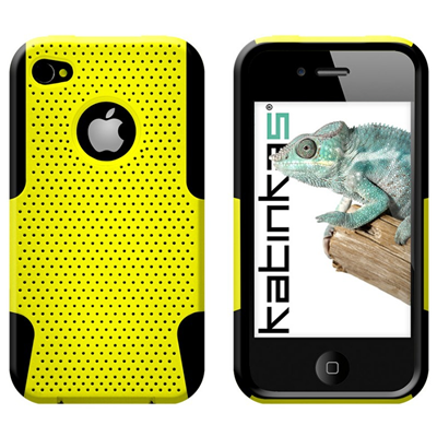 Katinkas Dual Case f/ iPhone 4