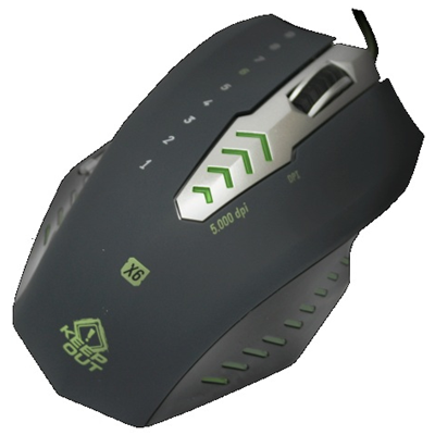 KeepOut X6 (X6 MOUSE)