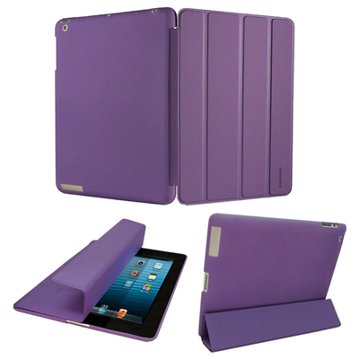 KHOMO IPAD3-DUAL-PURPLE