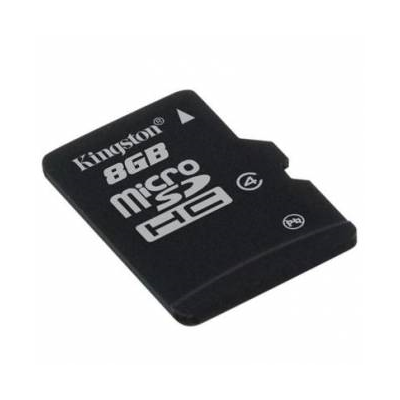 Kingston microSDHC Card 8GB (SDC4/8GBSP)