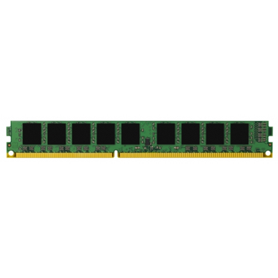 Kingston Technology 4GB 1866MHz DDR3 ECC Reg CL13 DIMM SR x8 w/TS VLP (KVR18R13S8L/4)