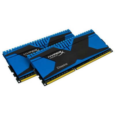 Kingston Technology 8GB 2666MHz DDR3 Non-ECC CL11 DIMM (Kit of 2) XMP Predator Series (HX326C11T2K2/8)