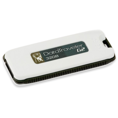 Kingston Technology DataTraveler 32GB DataTraveler Generation 2 (G2) (DTIG2/32GBDER)